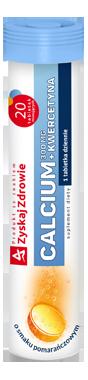 Calcium 300 mg + kwercetyna