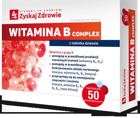 Witamina B Complex